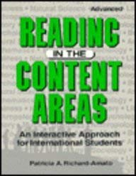 9780801302473: Reading in the Content Areas: An Interactive Approach for International Students (Advanced)