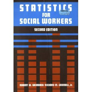 9780801304132: Statistics for Social Workers