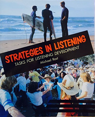 9780801305207: Strategies in Listening: Tasks for Listening Development