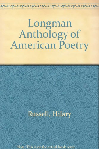Longman Anthology of American Poetry: Russell, Hilary