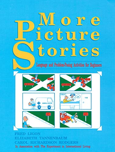 9780801308390: More Picture Stories: Language and Problem-Posing Activities for Beginners