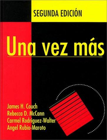 Una vez m?s: repaso detallado de las: James H. Couch,