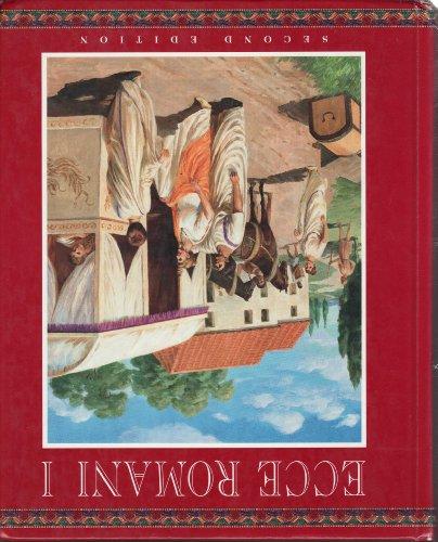 9780801312014: ECCE ROMANI STUDENT BOOK LEVEL 1 HARDCOVER