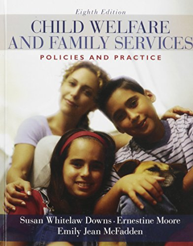 9780801315107: Child Welfare: Policies and Practices