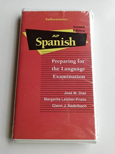 9780801315336: AP Spanish: Preparing for the Language Examination