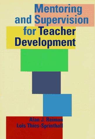 9780801315398: Mentoring and Supervision For Teacher Development