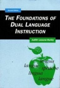 9780801315565: The Foundations of Dual Language Instruction (Second Edition)