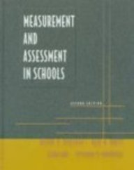 Measurement and Assessment in the Schools (2nd: Blaine R. Worthen,