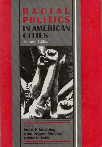 9780801316913: Racial Politics in American Cities