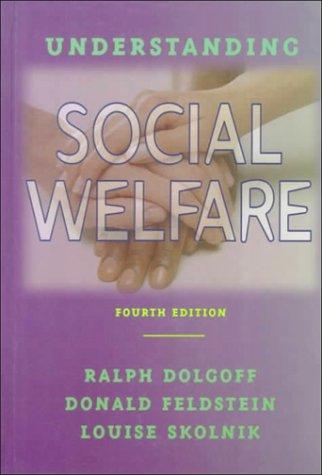 9780801317019: Understanding Social Welfare
