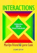 9780801317200: Interactions: Collaboration Skills for School Professionals
