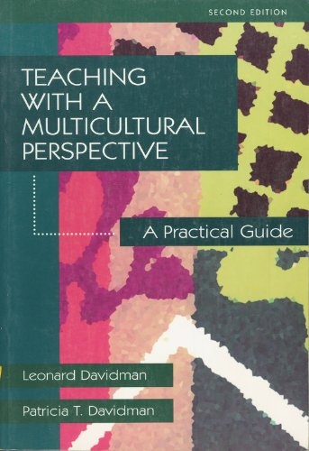 9780801317484: Teaching with a Multicultural Perspective: A Practical Guide (2nd Edition)