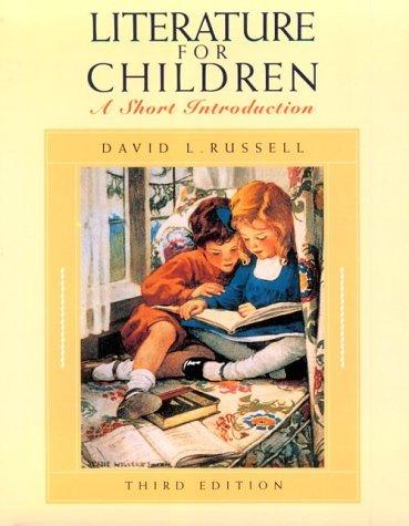 9780801317736: Literature for Children: A Short Introduction