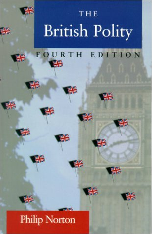 9780801318443: British Polity, The (4th Edition)