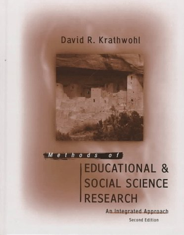 9780801320293: Methods of Educational and Social Science Research: An Integrated Approach (2nd Edition)