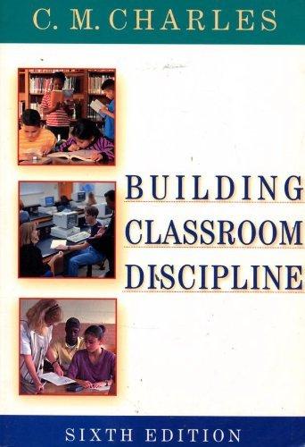 9780801330049: Classroom Discipline, 6th Edition
