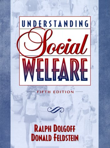9780801330360: Understanding Social Welfare (5th Edition)