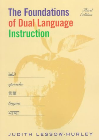 9780801330711: Foundations of Dual Language Instruction (3rd Edition)