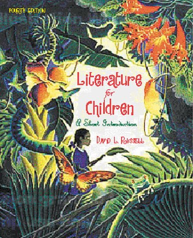 9780801330865: Literature for Children: A Short Introduction (4th Edition)