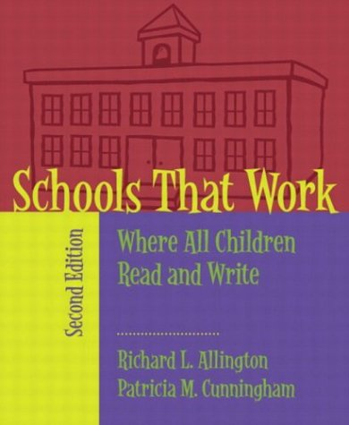 9780801332463: Schools That Work: Where All Children Read and Write (2nd Edition)