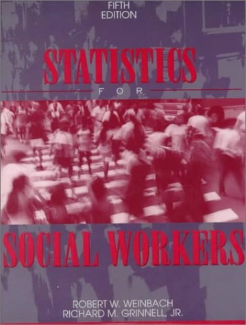 9780801333125: Statistics for Social Workers (5th Edition)