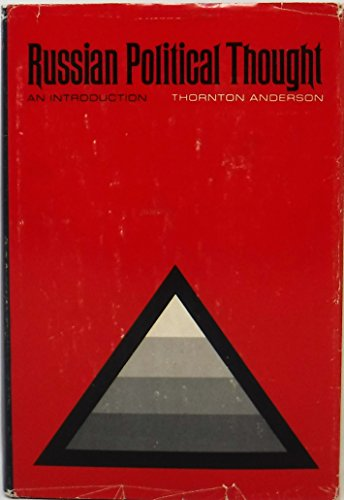 Russian Political Thought : An Introduction: Anderson, Thornton