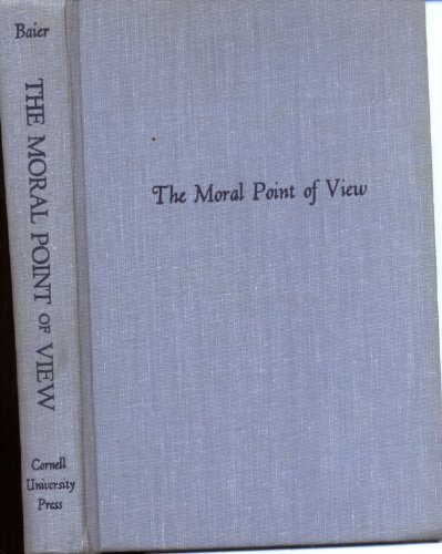 9780801400254: The Moral Point of View: A Rational Basis of Ethics
