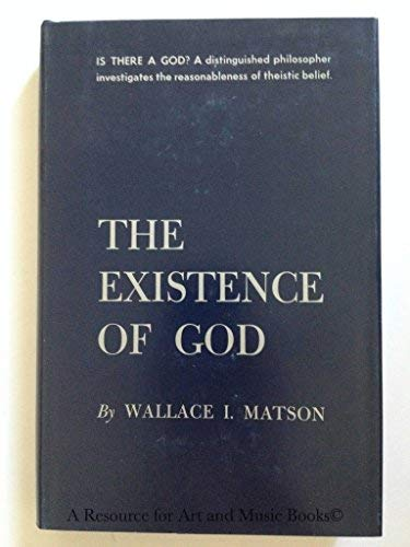 9780801402937: The Existence of God
