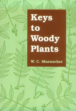 9780801403071: Keys to Woody Plants (Comstock books)