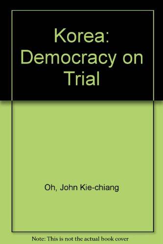 Korea Democracy on Trail: Oh, John Kie-Chiang