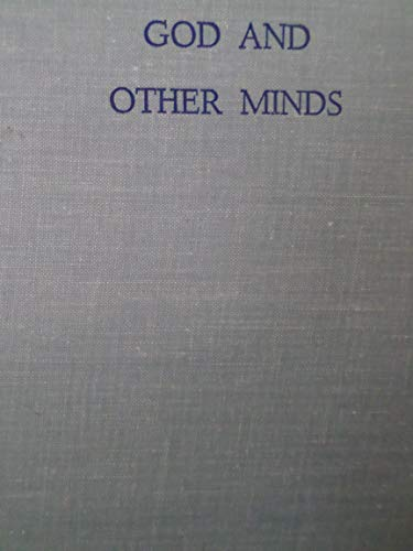 9780801403385: God and Other Minds : A Study of the Rational Justification of Belief in God