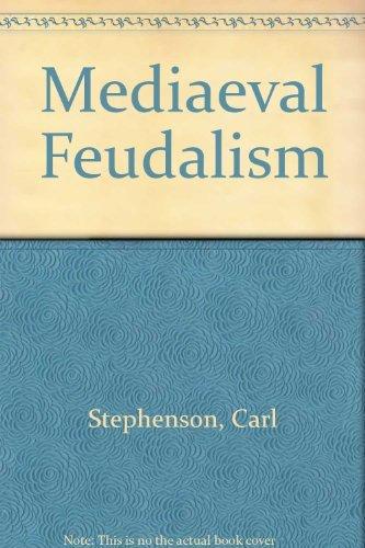9780801404108: Mediaeval Feudalism