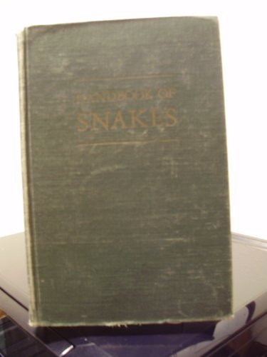 Handbook of Snakes of the United States and Canada, Vols. 1 and 2: Wright, Albert H. and Anna A.
