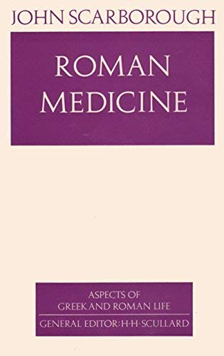 9780801405259: Roman Medicine. (Aspects of Greek and Roman life)