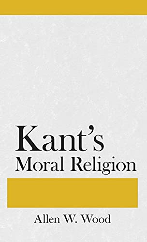 9780801405488: Kant's Moral Religion