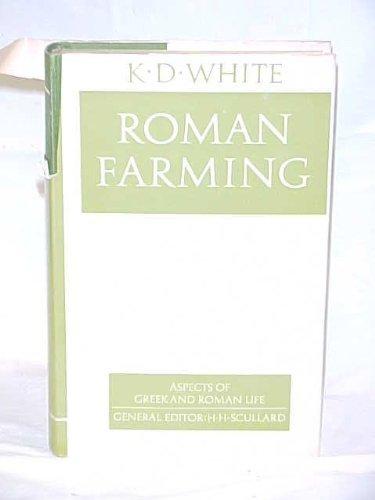 9780801405754: Roman farming (Aspects of Greek and Roman life)