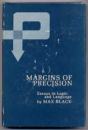 9780801406027: Margins of Precision: Essays in Logic and Language