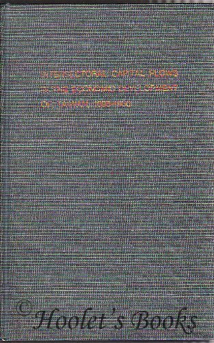 INTERSECTORAL CAPITAL FLOWS IN THE ECONOMIC DEVELOPMENT OF TAIWAN, 1895-1960.: Lee, Teng-Hui.