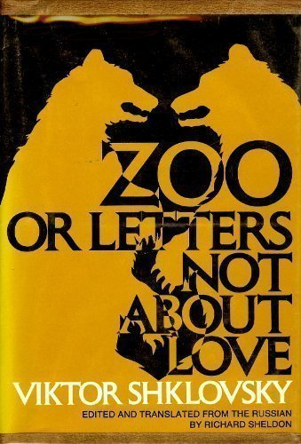 9780801406560: Zoo;: Or, Letters not about love