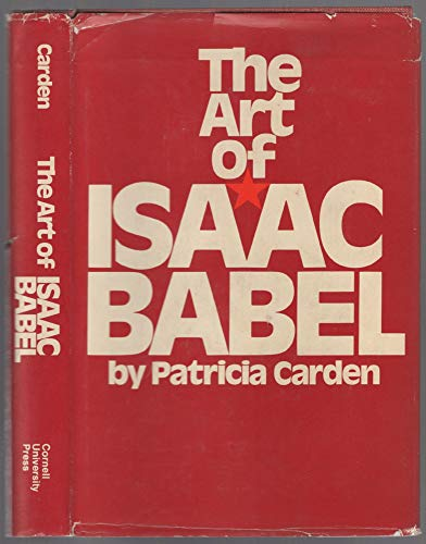 9780801407208: Art of Isaak Babel