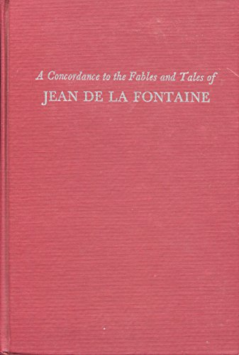 Concordance to the Fables and Tales of: Tyler, J. Allen