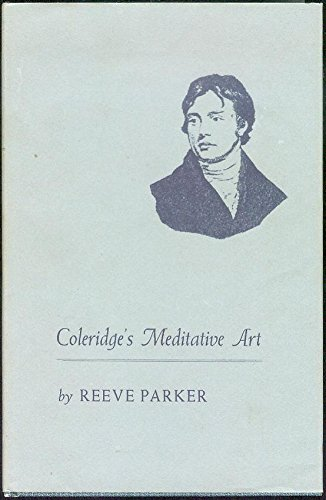 Coleridge's Meditative Art