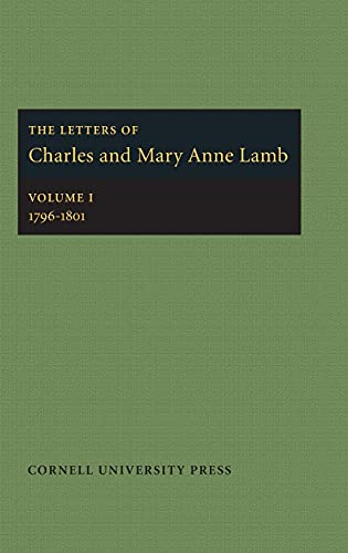 The Letters of Charles and Mary Anne: Charles Lamb, Mary