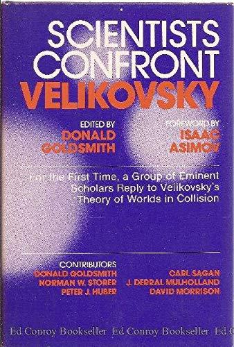 9780801409615: Scientists Confront Velikovsky