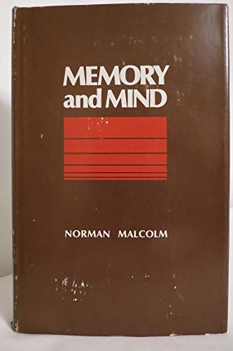 Memory and Mind: Malcolm, Norman