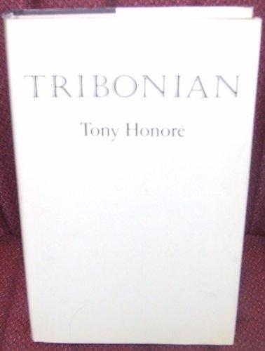 Tribonian: Honore, Antony Maurice