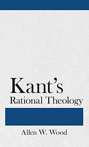 9780801412004: Kant's Rational Theology