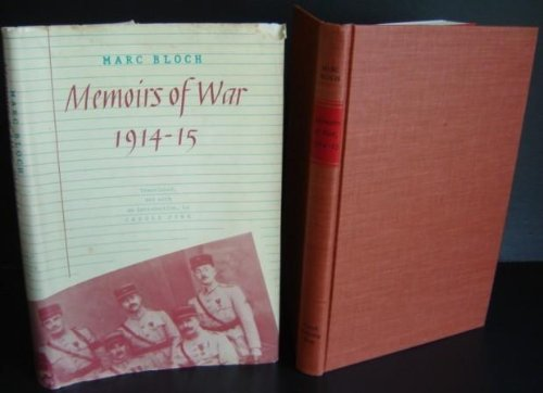 Memoirs of War, 1914-15