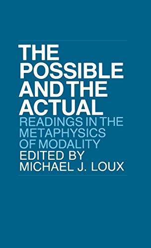 9780801412387: The Possible and the Actual: Readings in the Metaphysics of Modality