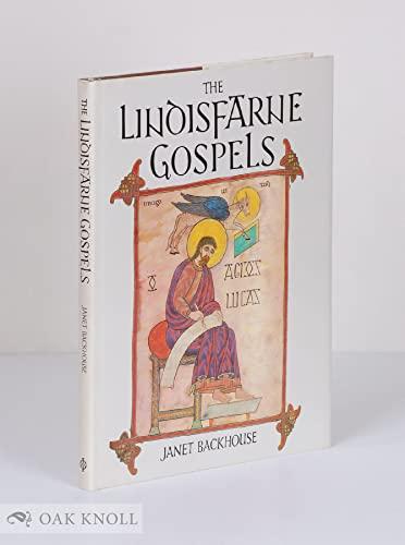 9780801413544: Lindisfarne Gospels